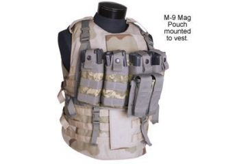 Spec Ops M-9 Double Mag Pouch