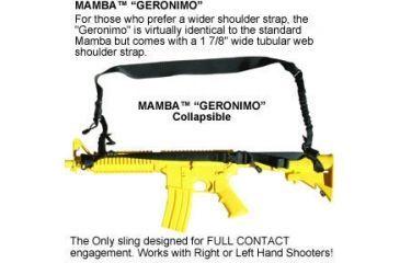 Spec Ops Mamba Geronimo Wide Shoulder Strap