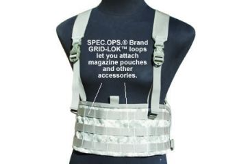 Spec Ops Modular Chest Rig