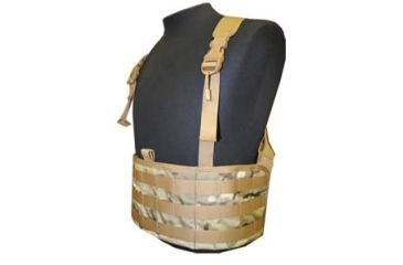 SpecOps Modular Tactical Vest - MultiCam