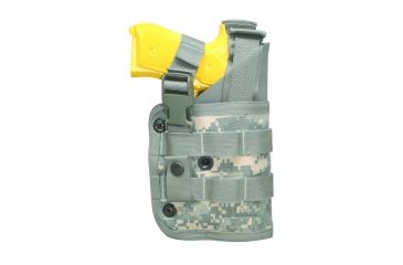 Spec Ops M.P.H. Multi-Position Holster, M-9, Right Hand, Military Camouflage 100660113