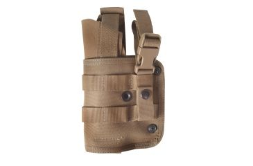 Spec Ops M.P.H. Multi-Position Holster, M-9, Left Hand, Coyote Brown 100660211
