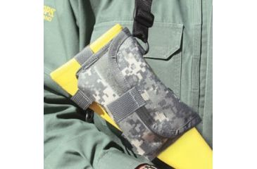 14-Spec Ops Ready-Fire Mode Buttstock Ammunition Pouch w/ Top-Mount For Sling