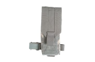 12-Spec Ops Ready-Fire Mode Buttstock Ammunition Pouch w/ Top-Mount For Sling