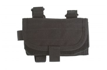 6-Spec Ops Ready-Fire Mode Buttstock Ammunition Pouch w/ Top-Mount For Sling