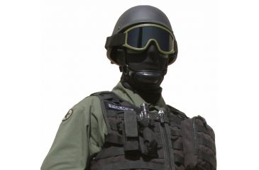 Spec Ops Recon Multi-Season Head Wrap, Black 100010101