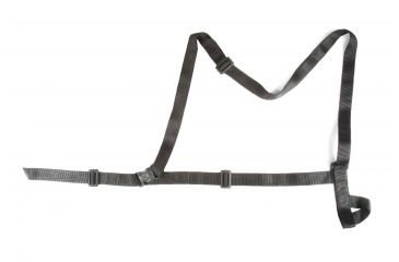 Spec Ops 101 Three-Point Combat Weapon Sling, M16, Black