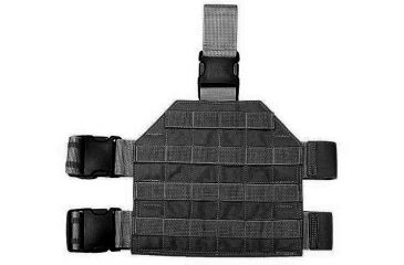 3-Specter Gear MOLLE/PALS Compatible Standard Format Tactical Thigh Rig