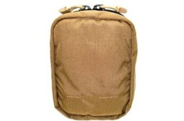 Specter Gear Medical Pouch, MOLLE Compatible - Coyote Tan, 359-COY