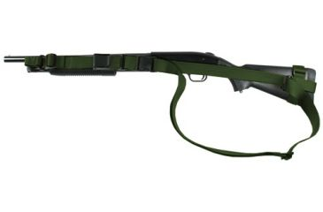 Specter Gear SOP Sling, Mossberg 590, Ambidextrous - Olive Drab