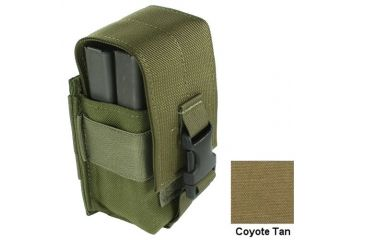 Specter Gear 1-2 Modular 7.62NATO 20rd Mag Pouch Holds 2,Coyote 445COY