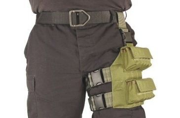 Specter Gear 20 Round 12ga. Tactical Thigh Rig
