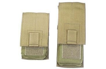"Specter Gear 30 round M-16 Magazine Pouch, fits 2"" & 2.25"" duty belts - MultiCam, 095-MULT"
