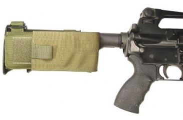 Specter Gear 30Rd Magazine Buttstock Pouch, M4 Collapsible,Ambidextrous,Coyote 289 COY