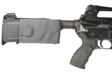 Specter Gear 30Rd Magazine Buttstock Pouch, M4 Collapsible - Black
