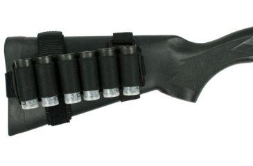 Specter Gear Buttstock 6 Shell Holder w/ Rear Adapter, Benelli M1 & M3, Foliage Green