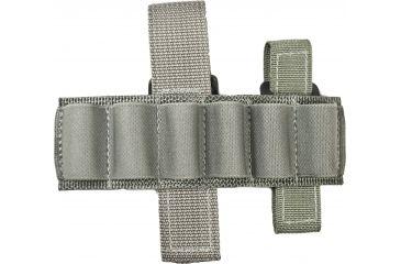 Specter Gear Buttstock 6 Shell Holder, Winchester 1300/FN Police Stock, Foliage Green
