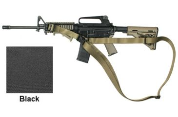 Specter Gear CQB Sling, M-4A1 with Magpul Collapsible Stock, Ambidextrous,Black 694 BLK