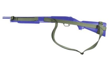 Specter Gear CQB Sling, Mossberg 500 reduced length of pull stock, Ambidextrous - Foliage Green