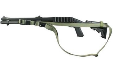 Specter Gear Cst Sling, Mossberg 590 With M-4 Type Stock, Foliage Green 636FG