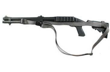 Specter Gear Cst Sling, Mossberg 590 With M-4 Type Stock W/erb, Black 636BLK-ERB