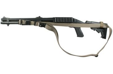 Specter Gear Cst Sling Mossberg 590 With M 4 Type Stock Werb Coyote 636coy Erb