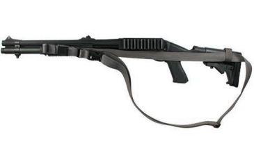 Specter Gear Cst Sling, Remington 870 With M-4 Type Stock, Black 635BLK