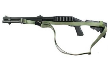Specter Gear Cst Sling, Remington 870 With M-4 Type Stock W/erb, Foliage Green 635FG-ERB