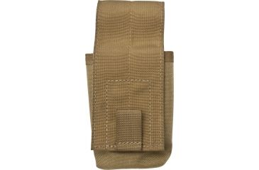 Specter Gear Double 30rd 5 56mm Single Retention Molle Magazine Pouch Coyote Tan