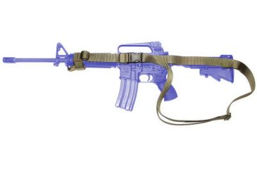 2-Specter Gear M-4 / CAR-15 CQB 3 Point Tactical Sling