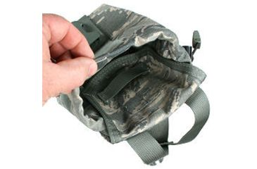 Specter Gear PALS/MOLLE Compatible Modular 1 Quart Canteen Pouch with Cup