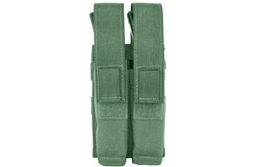 Specter Gear Modular 9mm SMG 30rd. Mag Pouch, Holds 2 - Foliage Green, 336-FG