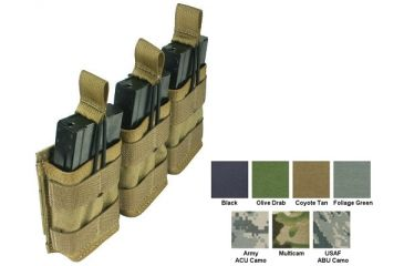 Specter Gear Modular Triple 5 56 20rd Rapid Reload Mag Pouch Holds 3 Od Green 653od