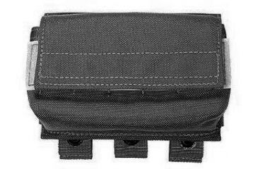 Specter Gear 10 rd. 12ga. Shotgun Shell Pouch, MOLLE Compatible - Black
