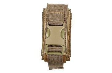 Specter Gear MOLLE / PALS Compatible Modular Single 40mm Grenade Pouch