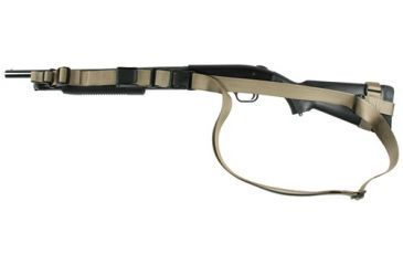 Specter Gear SOP Sling, Mossberg 590, Ambidextrous - Coyote Tan