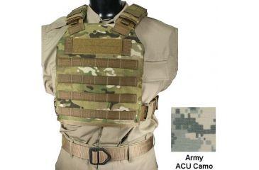 Specter Gear MPC-2 Modular Plate Carrier V2,Army ACU Camo 721 ACU