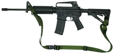 Specter Gear Raptor 2 Point Tactical Sling for M4A1 w Magpul Collapsible  Stock 99c93dee581