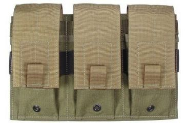 Specter Gear Rifle, Carbine, SMG PALS/MOLLE Compatible Modular Triple Universal Magazine Pouch
