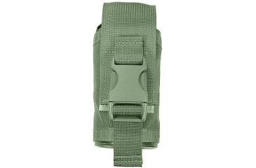 Specter Gear Single M-18 Smoke Grenade MOLLE Pouch - Foliage Green