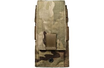 Specter Gear Single Universal Rifle Magazine Pouch, MOLLE Compatible - MultiCam, 271-MULT