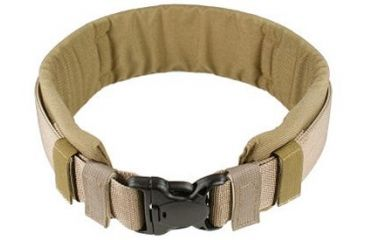 Specter Gear Tac Ops Belt Bad - Small 30-34in Waist, Coyote