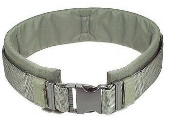 Specter Gear Tac Ops Belt Pad - Large 42-48in Waist, Foliage Green