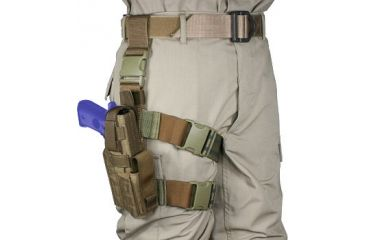 Specter Gear Tactical Thigh Holster for S&W M&P 9/40 with 4 1/4 in. Barrel