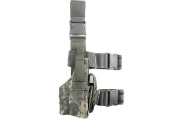 Specter Gear Tactical Thigh Holster, Right, ACU Camo 249RHACU