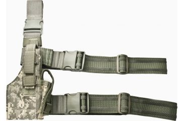 Specter Gear Tactical Thigh Holster S W Sw99 4 Bbl Right Hand Acu Camo