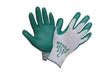 Sperian Personal Protective Equipment Glove Med Wt COTTON-POLYESTER 350-S