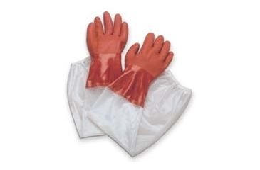 Sperian Personal Protective Equipment Gloves Pvc 2DIP Ctn MD24INPK12 640-M