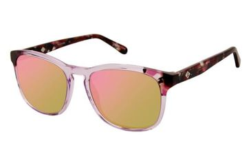 18a4cf93b615f Sperry Top-Sider CRYSTAL COVE Sunglasses - Frame CRYSTAL PINK