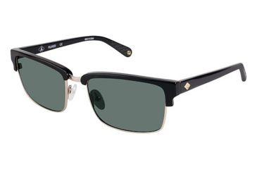 5729563c4f168 Sperry Top-Sider Rumson Bifocal Prescription Sunglasses SPRUMSON01 - Frame  Color Black Gold